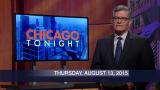 August 13, 2015 - Full Show