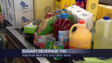 Alderman Looks to Tax Sugary Beverages
