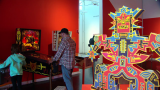 Pinball Meets Paschke in 'Kings and Queens' Exhibition