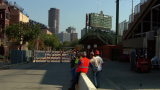 Construction Begins at Wrigley