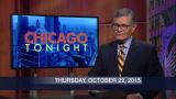 October 22, 2015 - Full Show