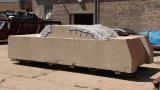 Vintage Sculpture 'Concrete Traffic' Goes for a Joyride