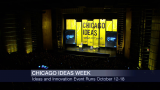 Chicago Ideas Week Brings Books to CTA, Notable Speakers to City