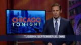 September 29, 2015 - Full Show