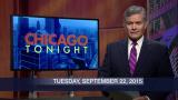 September 22, 2015 - Full Show