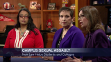 Addressing Sexual Assault on College Campuses