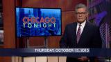 October 15, 2015 - Full Show