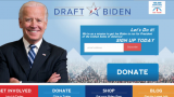 'Draft Biden' PAC Pushes for VP to Run in 2016