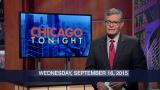 September 16, 2015 - Full Show