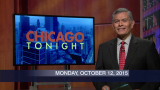 October 12, 2015 - Full Show