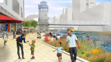 Newest Part of Chicago Riverwalk Opens