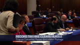Emanuel's Record Property Tax Hike Clears Hurdle