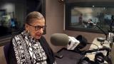 September 21, 2015 - Justice Ruth Bader Ginsburg Visits WFMT