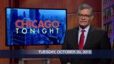 October 20, 2015 - Full Show