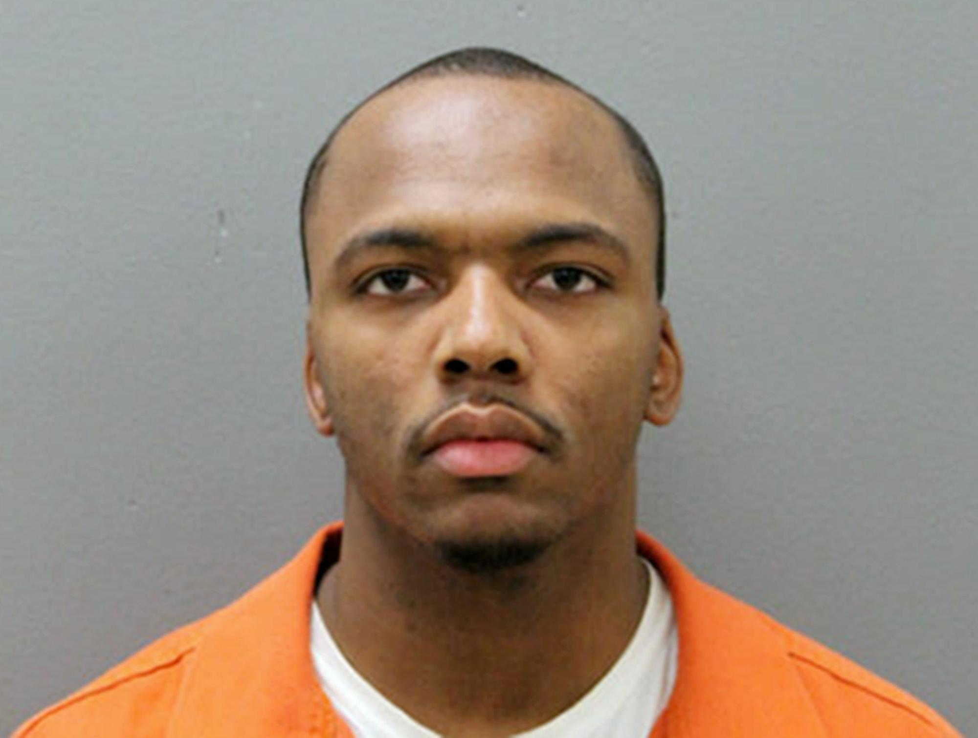 Dwright Boone-Doty (Chicago Police Department via AP, File)