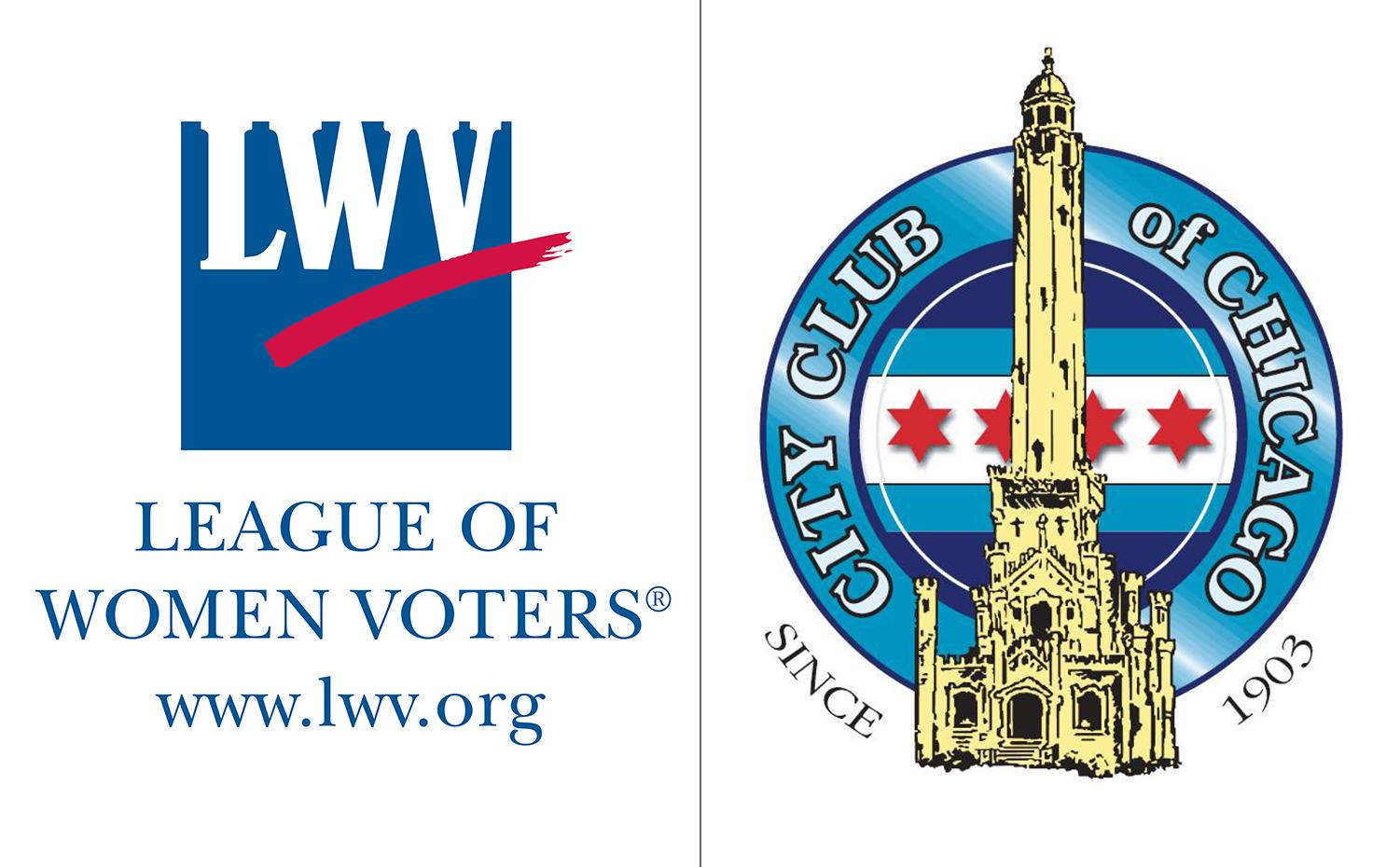 Candidate Free Time is underwritten in part by the League of Women Voters of Cook County and the City Club of Chicago