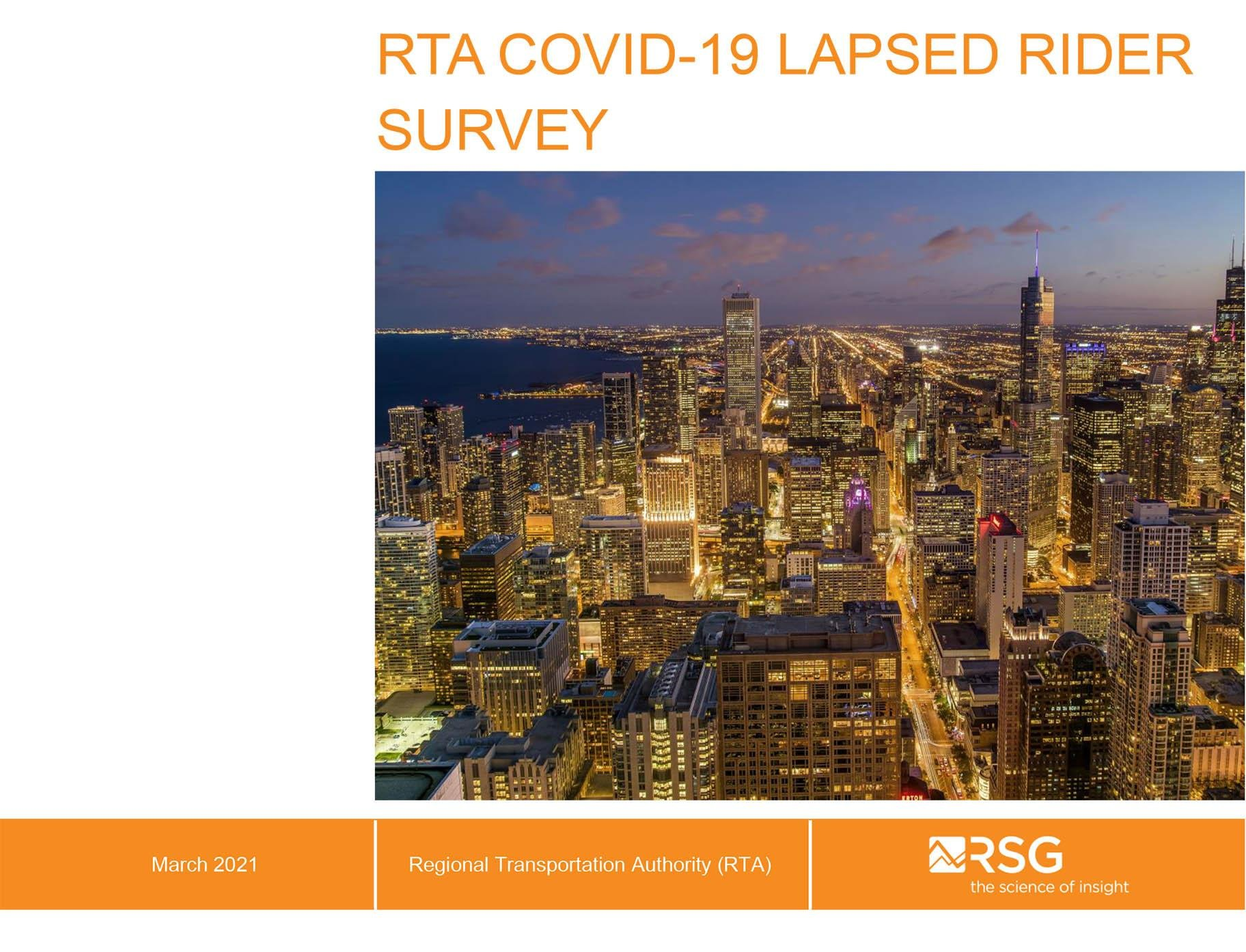 Document: Read the RTA report