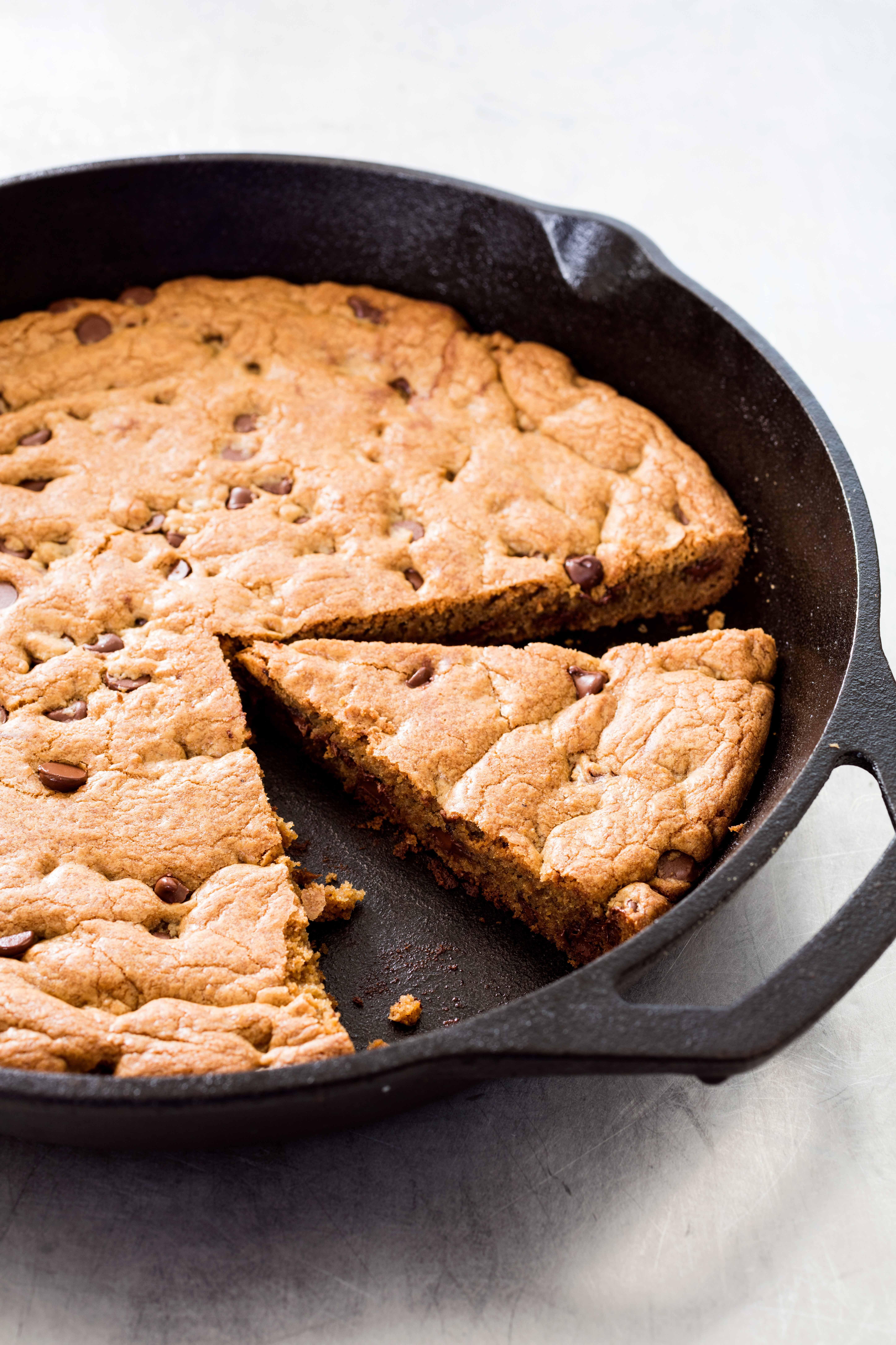 Americas Test Kitchen Skillet Cookie