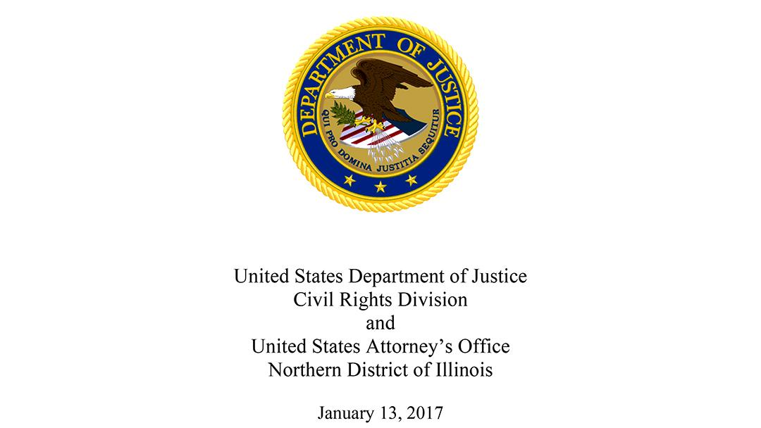 Document: Read the DOJ report