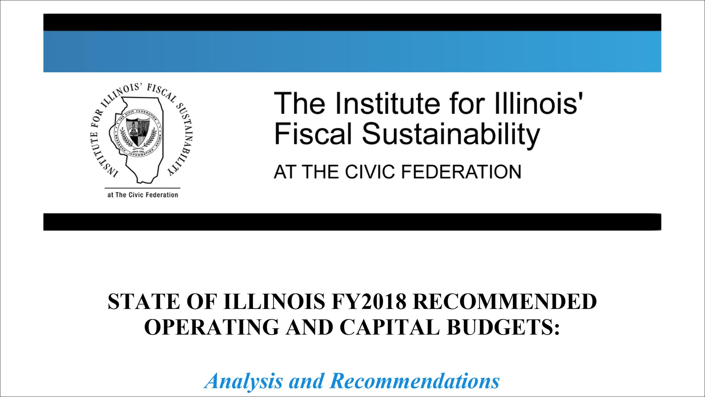 Document: Read the Civic Federation report