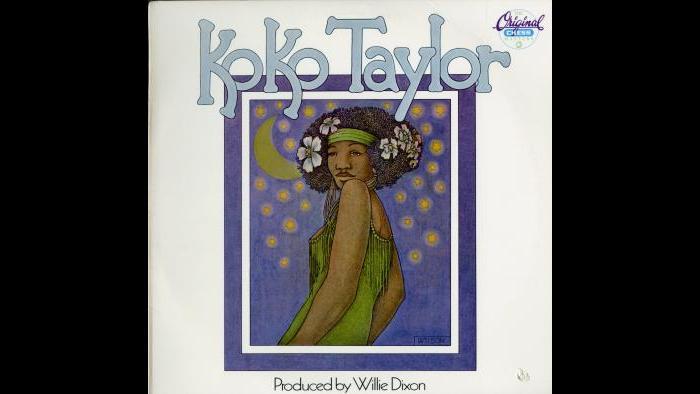 Koko Taylor - Chess LP Cover