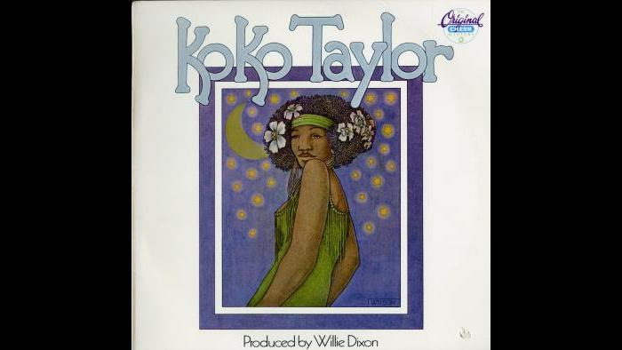 Koko Taylor - Chess LP Cover