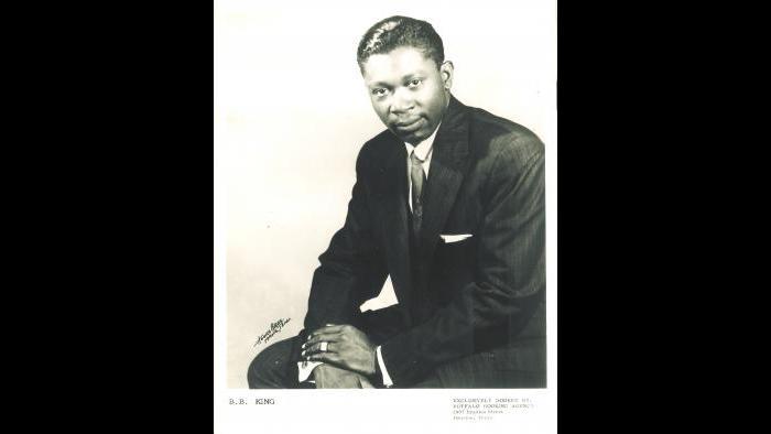 B. B. King - Publicity Photo - Hooks Brothers