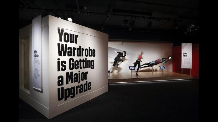 """Wired to Wear"" is dedicated to showcasing the future of wearable technology. (Courtesy MSI Chicago)"