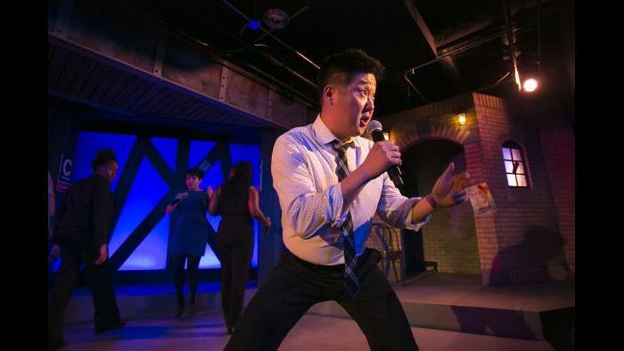 Peter Kim (Todd Rosenberg / The Second City)