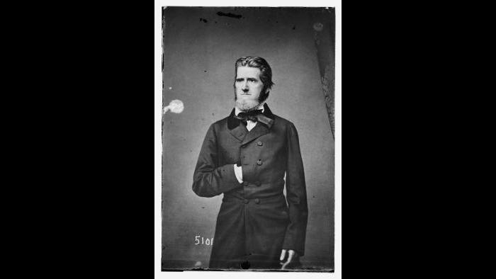 Robert Jefferson Breckinridge, Library of Congress