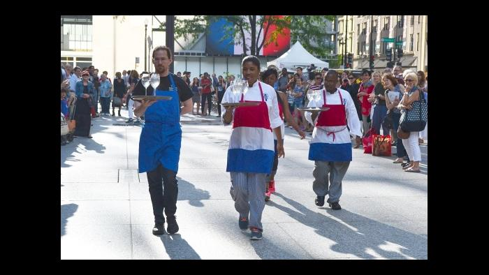 Bastille Day Chicago 2014. (Courtesy bastilledaychicago.org)