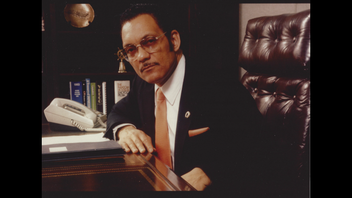 Fred Luster, founder of Luster Products.