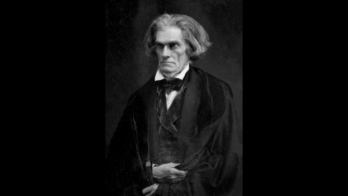 John C. Calhoun, Library of Congress