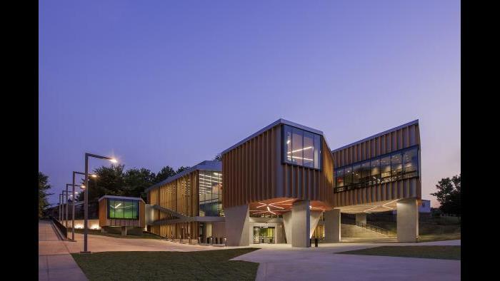 William O. Lockridge/Bellevue Library, Washington D.C., 2012 ©Jeff Sauers, courtesy of Adjaye Associates.