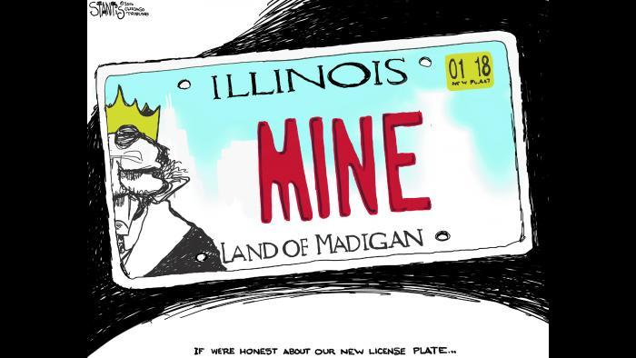 (Scott Stantis / Chicago Tribune)