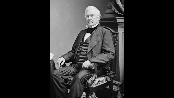 Millard Fillmore, Library of Congress