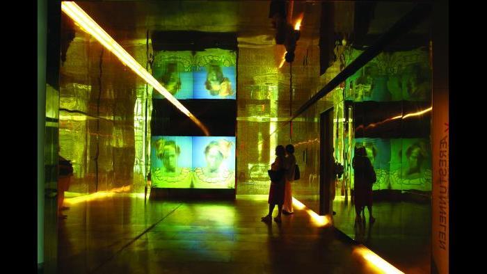 Nobel Peace Center, Oslo, Norway,2005. © Tim Soar, Courtesy of Adjaye Associates.