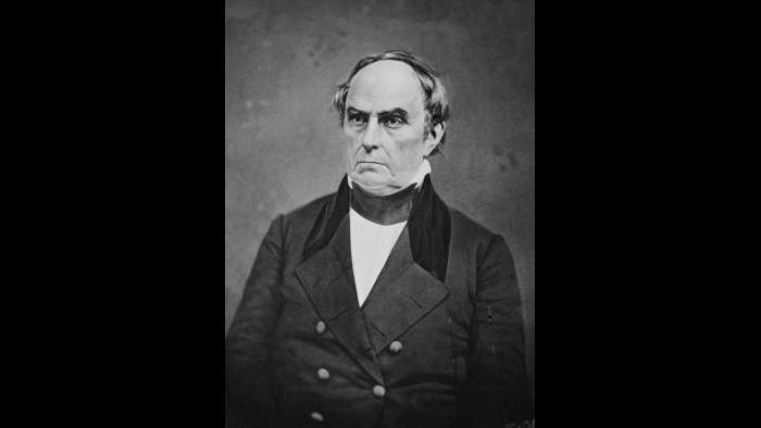 Daniel Webster, Library of Congress