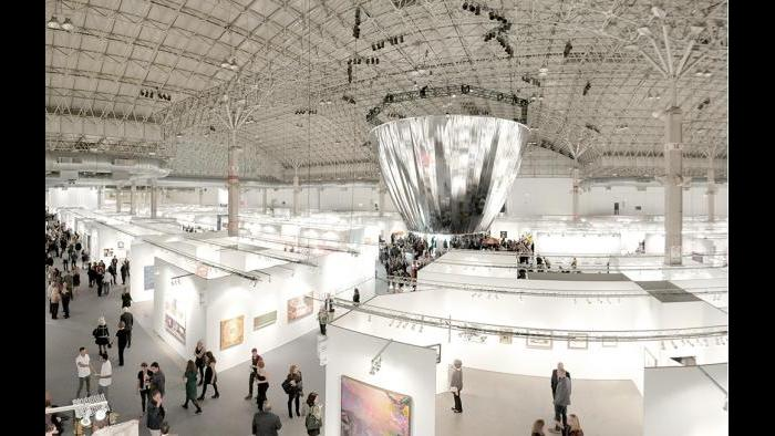 Expo Chicago 2014. (Photo by Dan Rest)