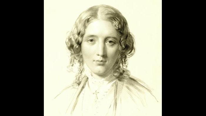 Harriet Beecher Stowe, National Portrait Gallery