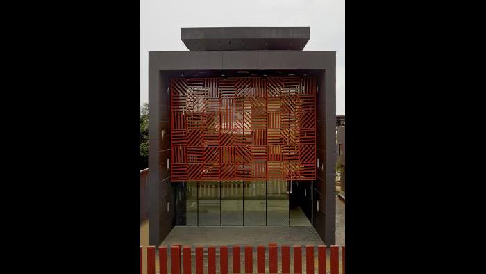 Alara Concept Store, Lagos, Nigeria,2015 © Stuido Hans Wilschut, Courtesy of Adjaye Associates.