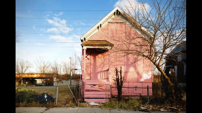 """Amanda Williams, """"Color(ed) Theory"""""""