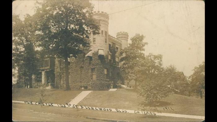 This photo was in the possession of the Burdett family. (Courtesy of the collection of Suzanne McCormick Savage)