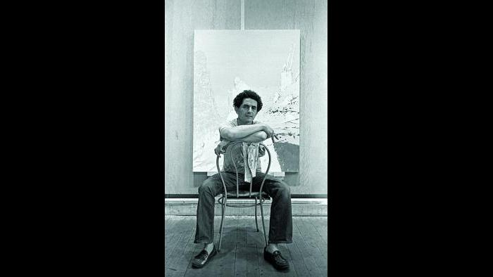 Irving Petlin (Courtesy of Mary Baber)