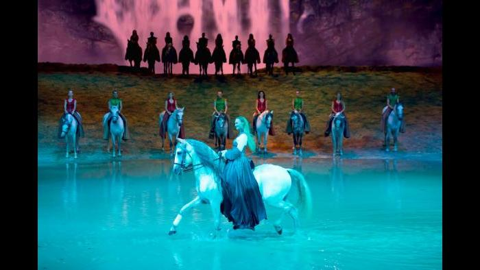 Dan Harper (Courtesy of Cavalia)