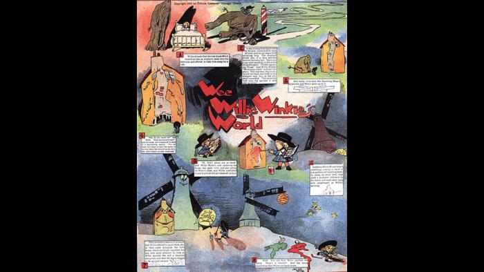 (Courtesy of The Ohio State University Billy Ireland Cartoon Library & Museum)