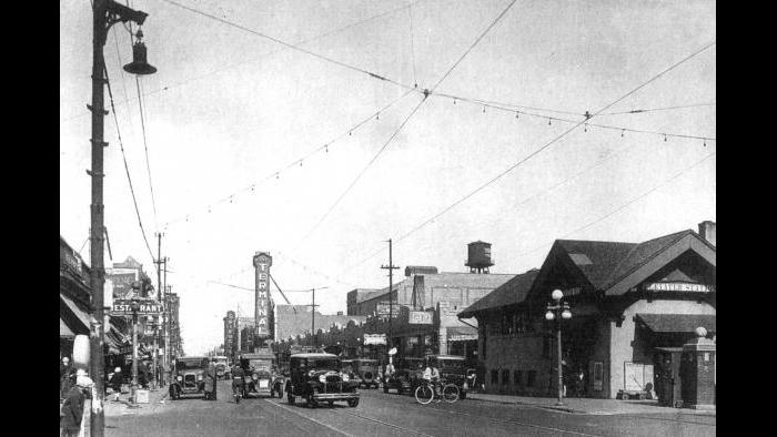 Kimball Avenue, 1929