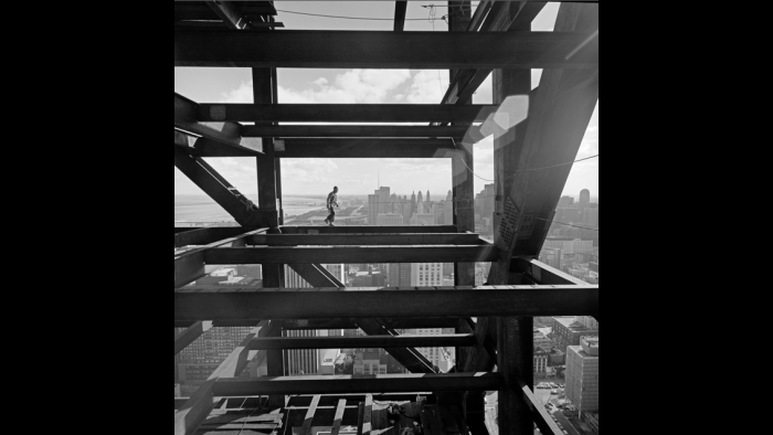 Construction continues - 1968