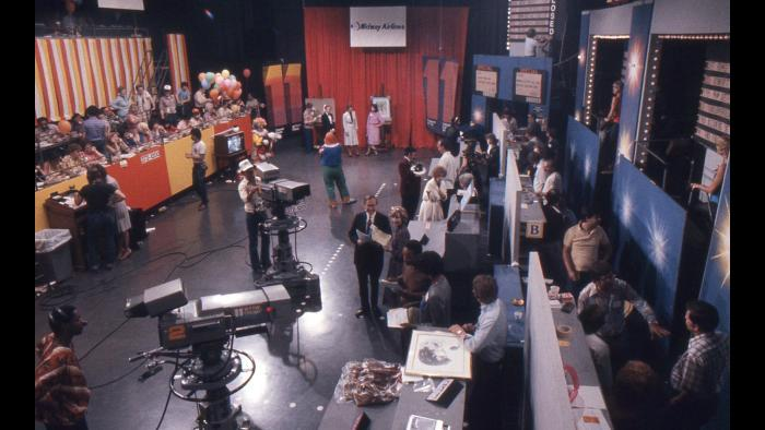 WTTW auction, 1982
