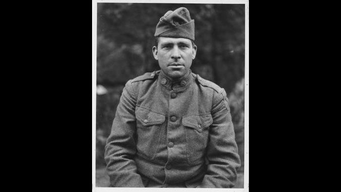 (Courtesy First Division Museum at Cantigny Park)
